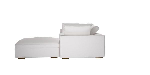 Long Island Sofa   square arms   sofas