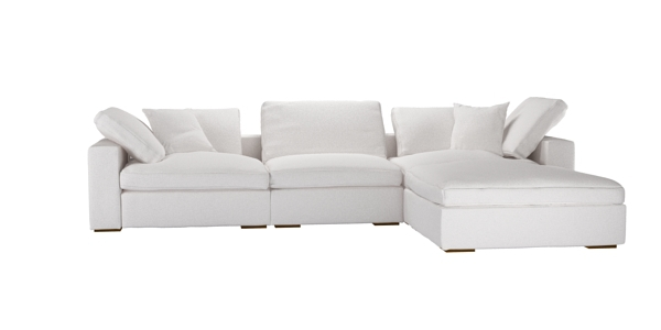 Long Island Sofa | square arms | sofas