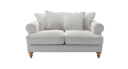 Seats And Sofas Slaapbank.Fabric Sofas Free Uk Delivery Sofa Com