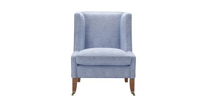 Descartes Plain Armchair