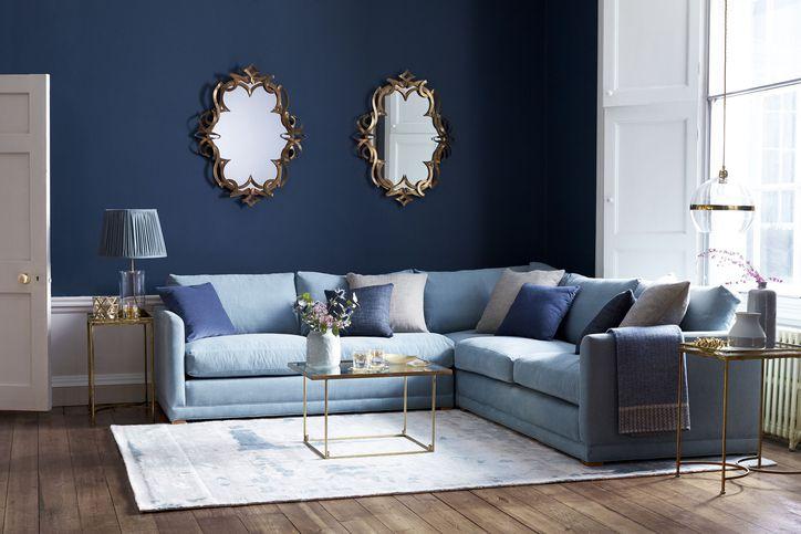 Aissa Corner Sofa Corner Arrangement Sofas