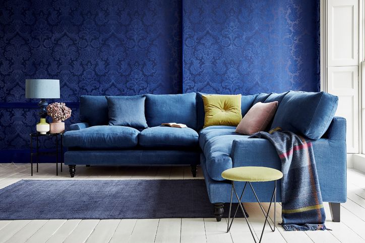 Our Choice of Top Blue Corner Sofa Pictures - Icerunnerblog.com ...