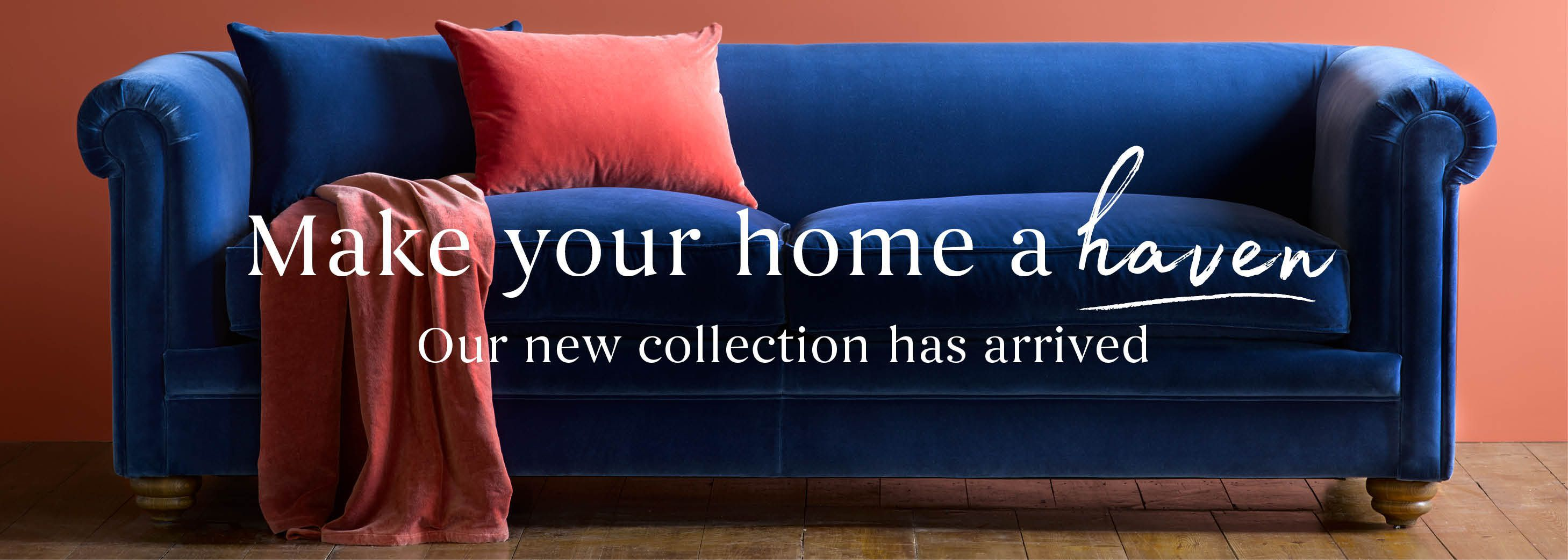 AW20 Collection - Make your home a haven