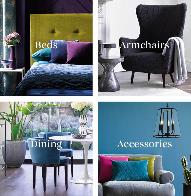 Wholesale beds, armchairs, dining room furniture and accessories